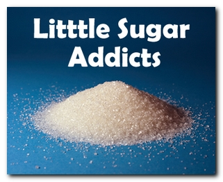 Little Sugar Addics - Marvy Moms