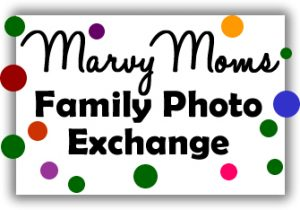 Marvy Moms Family Photo Exchange
