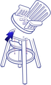 Graco Recalls Classic Wood Highchairs Due to Fall Hazard