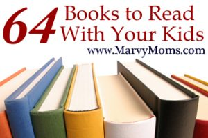 And the winner is…Plus 64 Books to Read With Your Kids