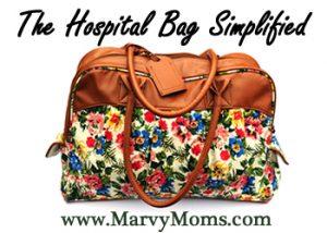 The Hospital Bag Simplified