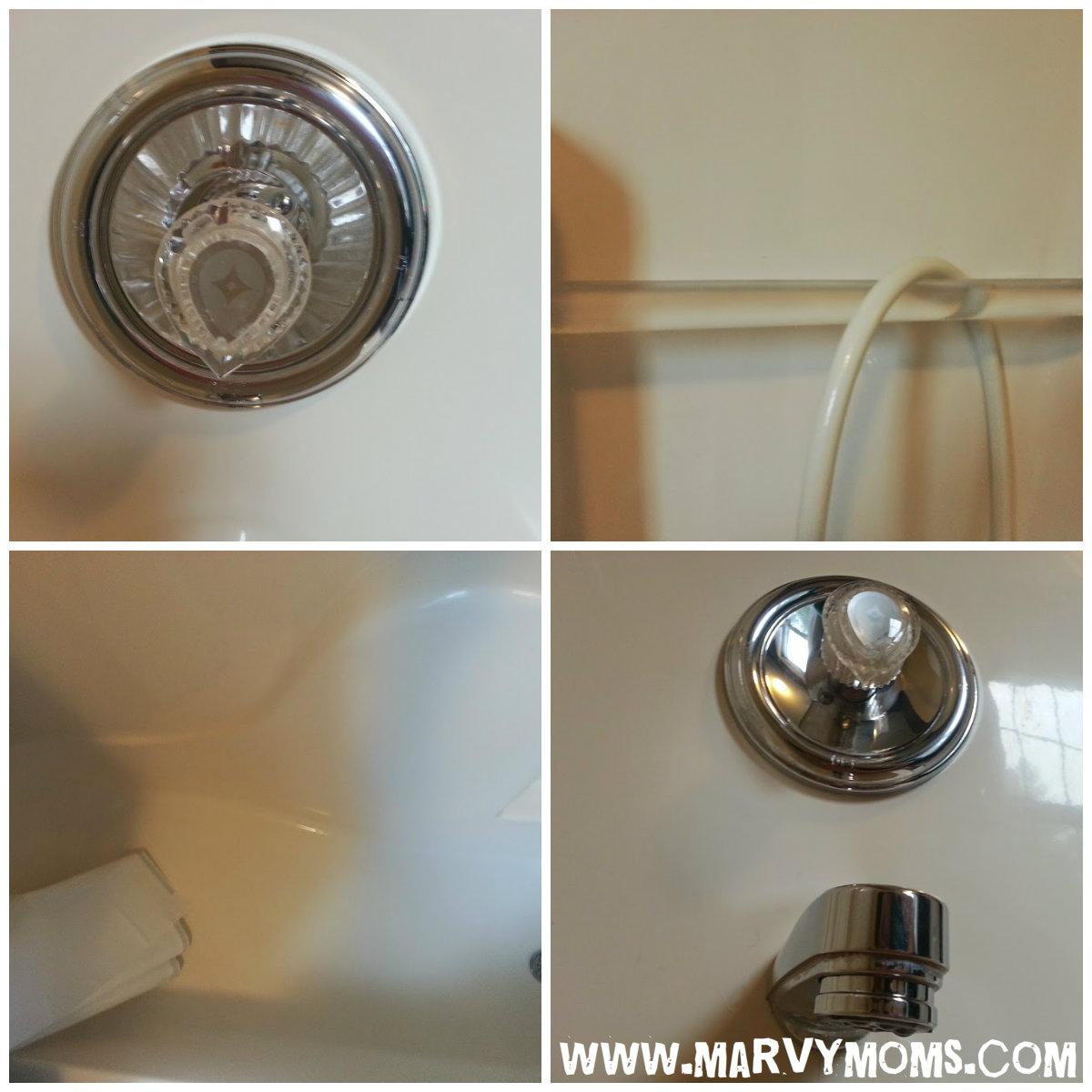Homemade Bathtub Cleaner - Marvy Moms
