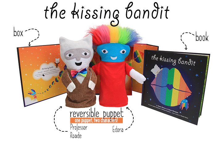 The Kissing Bandit by Aaron Dence & Jason Menayan