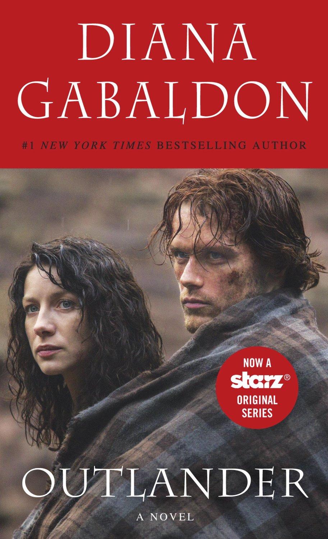 Outlander by Diana Gabaldon - Marvy Moms