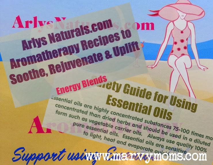 Arlys Naturals Brochures