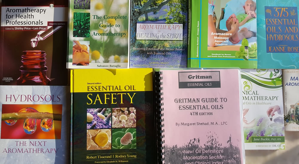 31 Essential Books to Get You Started with Aromatherapy