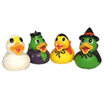 Halloween Costume Mini Rubber Ducks