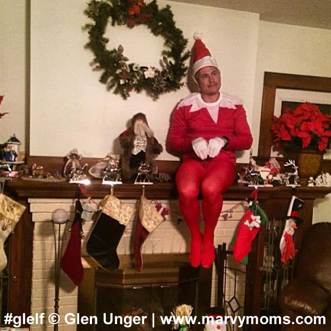 Move Over Elf on the Shelf and Make Room for Glelf