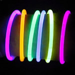 LumiStick Brand Glowsticks Glow Stick Bracelets Mixed Colors