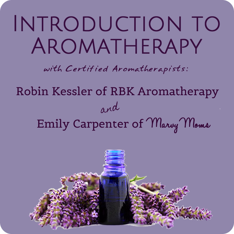 Introduction to Aromatherapy Mini Course