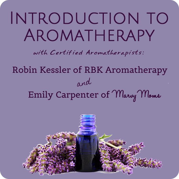 Introduction to Aromatherapy Mini Course