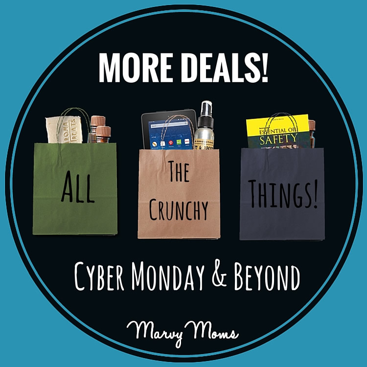 More Deals Cyber Monday & Beyond - Marvy Moms