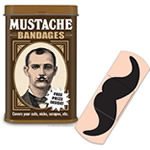 Accoutrements Mustache Bandages
