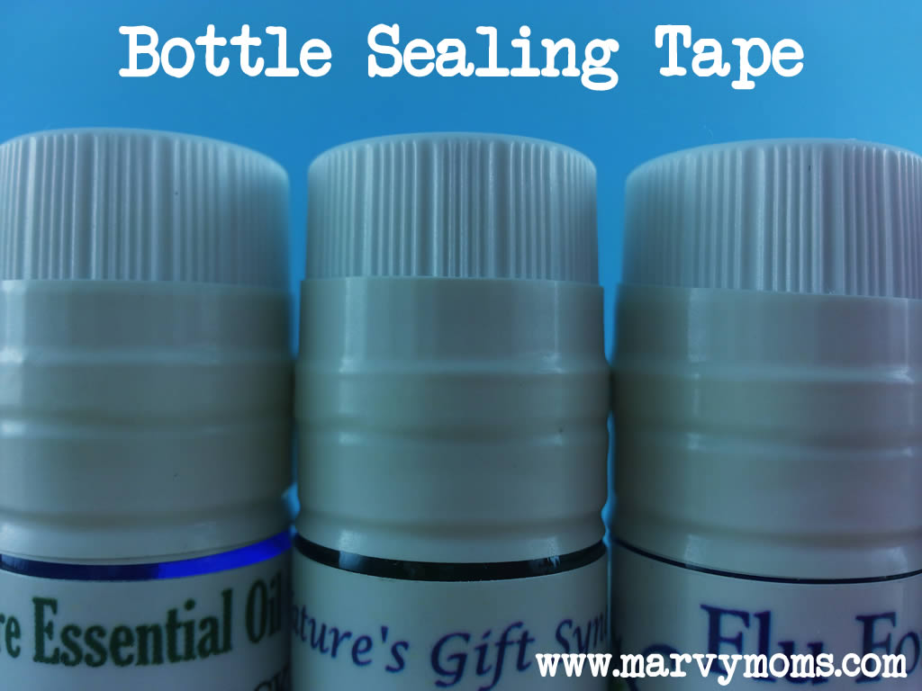 Natures Gift Bottle Sealing Tape - Marvy Moms