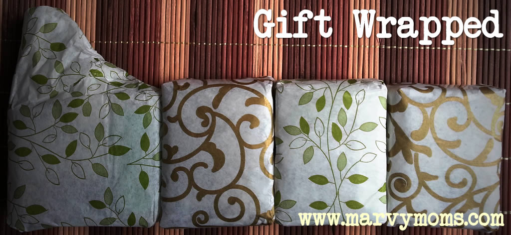 Nature's Gift Gift Wrapped - Marvy Moms