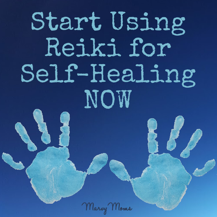 Start Using Reiki for Self Healing Now