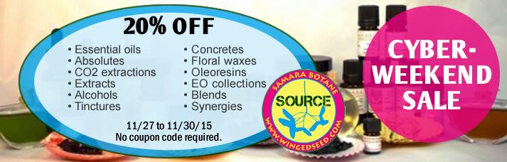 Samara Botane Cyber Weekend Sale