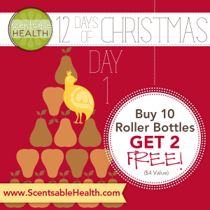 Scentsable Health Day 1 Sale
