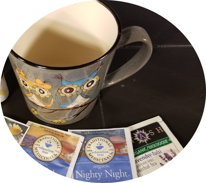 Teas for sleep