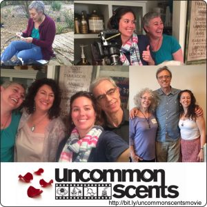 Behind the Scenes of Uncommon Scents: The World's First Full-Length Aromatherapy Documentary